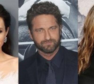 Gerard Butler revela quién besa mejor entre Angelina y Jennifer