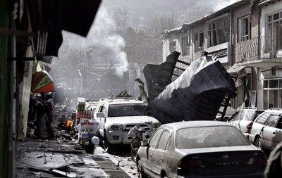 Suben a 40 los muertos y 140 los heridos tras atentado