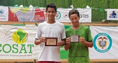 Daniel Vallejo y Martín Vergara, fueron los mejores en Colombia