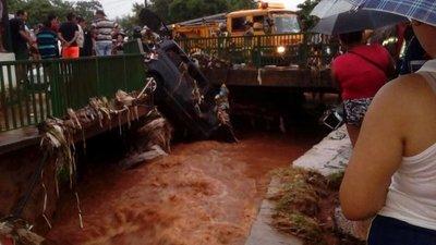 La Marina buscará en aguas del Río Paraguay a mujer desaparecida
