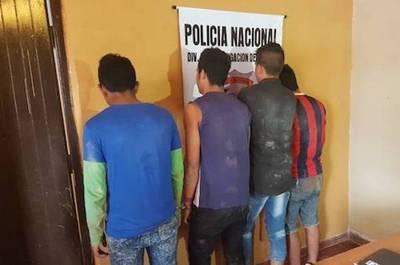 Recapturan a adolescentes en Concepción: escondite fue la casa de uno de ellos