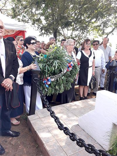 Con críticas al gobierno y los Zacarías, celebraron aniversario de CDE en Hito
