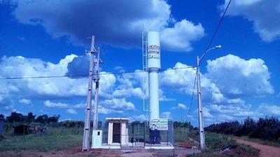 Proveen agua potable a la Colonia Santa Lucía