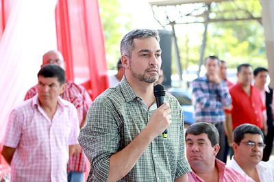 Por obsesión de Zacarías, Marito suspende su gira por Alto Paraná