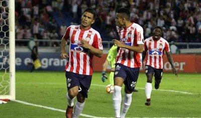 Junior se volvió en la pesadilla de Olimpia y Cerro Porteño