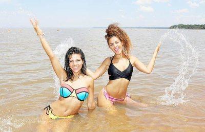 """Las bailarinas del escándalo: """"Si tienen novio divertido, háganle disfrutar de sus locuras""""."""