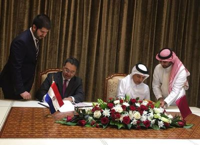 Paraguay y Qatar avanzan hacia más negocios conjuntos