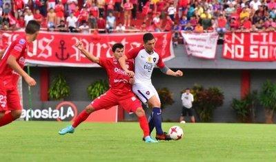 Cerro no pasa del empate en el debut de Zubeldía