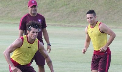 """Volvió el """"León Guaraní"""": Jugó de titular y ya marcó un gol"""