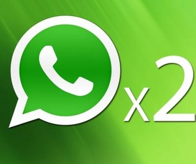 Así se puede tener dos cuentas de WhatsApp abiertas en el mismo celular