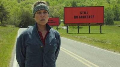 Camino a los Óscar: Tres anuncios por un crimen, una cinta políticamente incorrecta
