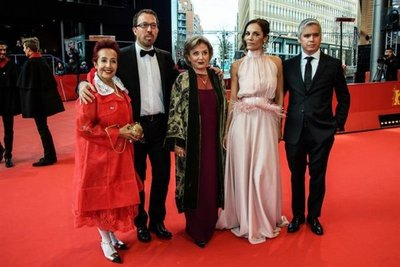 Las Herederas, un doble debut paraguayo de cine en la Berlinale