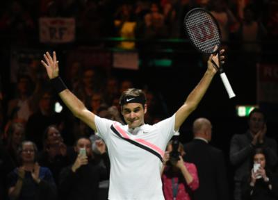 Roger Federer regresa al reinado del tenis