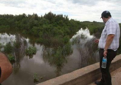 "Pilcomayo: ""Este año se tendrá agua abundante"""