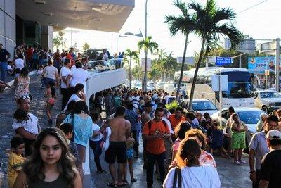 Un segundo sismo sacude el centro y sur de México