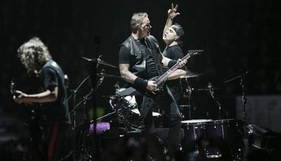 Metallica gana el Premio Polar, considerado el Nobel de la música