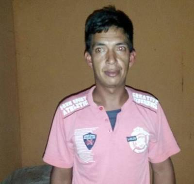 """Detenido por fumar """"porro"""" en la plaza"""