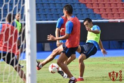 Con la agenda apretada entre el Apertura y la Copa Libertadores