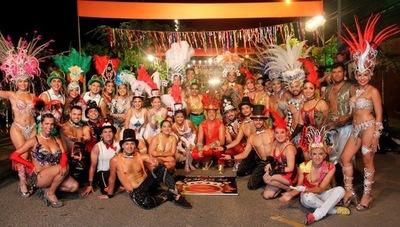 Con éxito se realizó el Carnaval del CIT