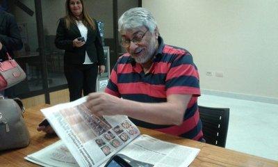 """Renuncia de HC sería """"saludable"""", dice Lugo"""