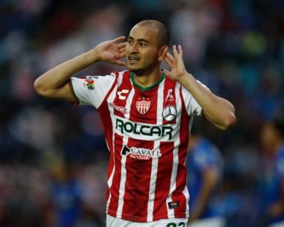 """El paraguayo goleador en México: """"Salí por un sueño"""""""