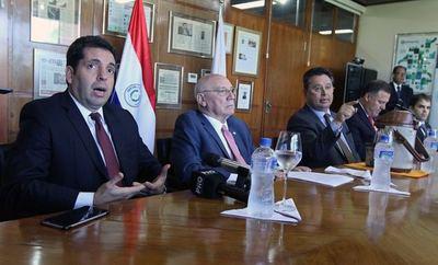 Paraguay mostrará su buen clima para los negocios en cumbre