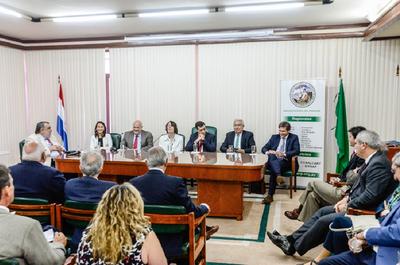 UE y Mercosur, decididos a obtener buenos resultados