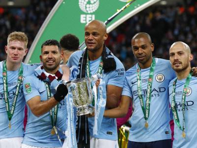 Manchester City se quedó con la Copa de la Liga