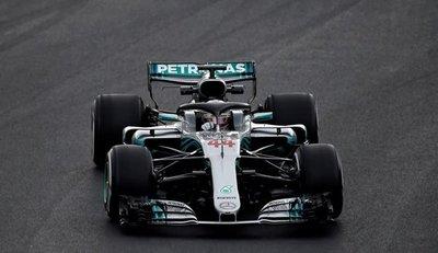 Hamilton fue el más rápido de esta semana