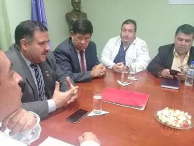 Fortalecerán alianza sanitaria para realizar trasplantes