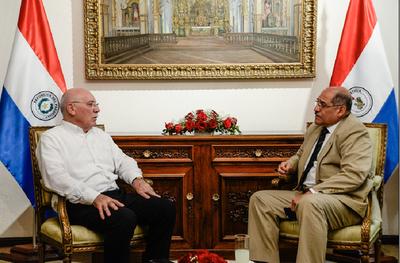Paraguay, Italia y EE.UU. plantean reciprocidad en seguridad social
