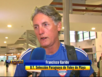 Paraguay palpita el Sudamericano de Beach Volley