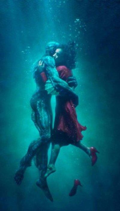 La forma del agua y Three Billboards, duelo por el Óscar