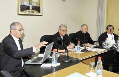 Obispos analizarán la realidad nacional