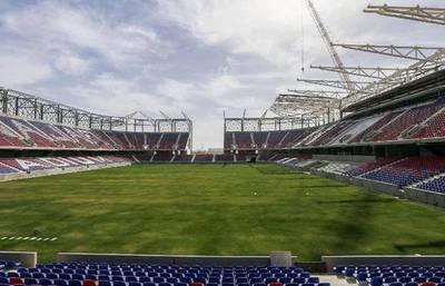 Arabia regalará a Irak un estadio de fútbol