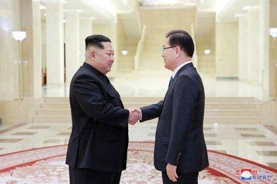 Las dos Coreas celebrarán una cumbre histórica en abril