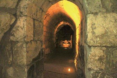 Túneles de Jerusalén