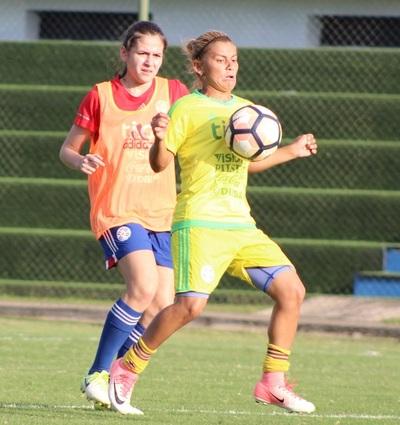 Albirroja Femenina: Fútbol como tarea principal