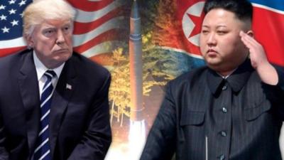 Trump acepta oferta de Kim para reunirse y discutir sobre desnuclearización