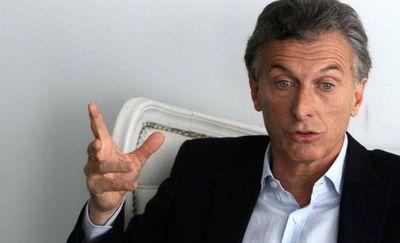 Presidente argentino pide a Trump excepción de aranceles al acero y aluminio