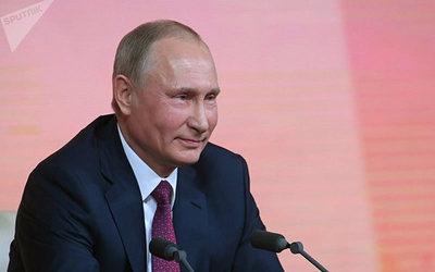 """A Putin """"le da igual"""" si condenan a rusos por injerencia en comicios de EE.UU"""