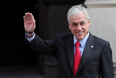 Piñera asume la presidencia por segunda vez en Chile