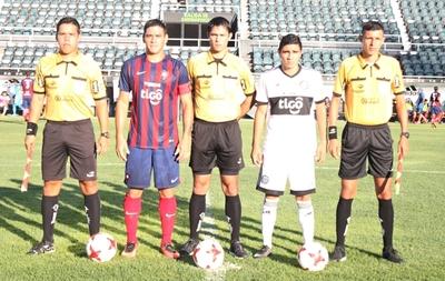 Olimpia y Cerro Porteño igualaron en Categoría Reserva