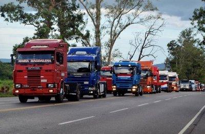 Camioneros esperan facturar USD 19,3 millones