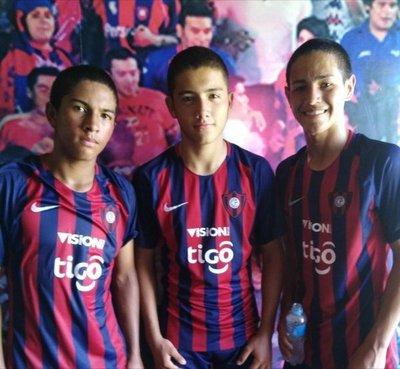 Sub 14: Libertad, Olimpia y Cerro siguen liderando