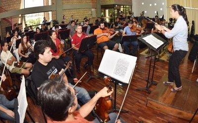 Concierto de la Sinfónica Nacional, a cargo de mujeres