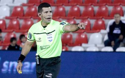 José Méndez dirigirá el duelo entre 3 de Febrero-Olimpia, en el Este