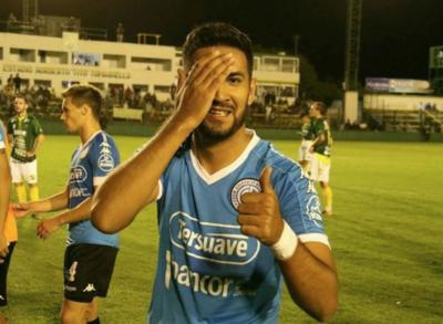 Epifanio García salva a Belgrano de perder