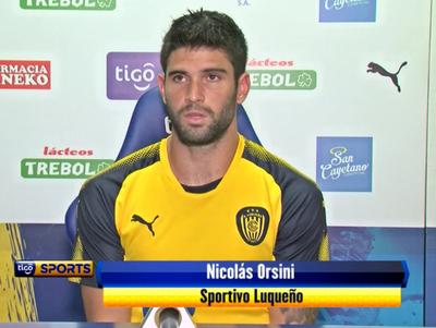 Nicolás Orisini palpita el duelo ante el Cacique