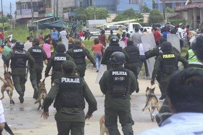 Siete muertos en requisa policial en cárcel boliviana